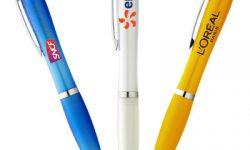 : Le stylo avec logo est un article incontournable au bureau. Les stylos avec logo sont certainement le produit promotionnel le plus populaire.