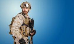 Equipements vestimentaires pour les militaires